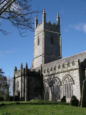 St.Enoder Church